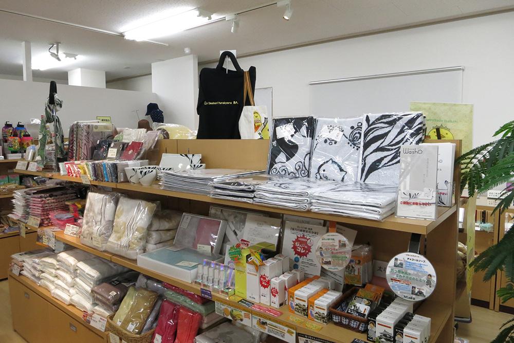 えひめ物産館の店内イメージ