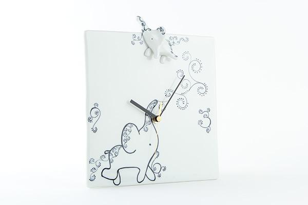 ゾウの時計